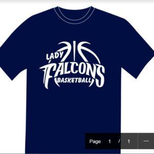 Lady Falcons Tshirt
